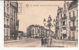 Belgique - FOC - Ostende - Rue Royale - Boulevard Van Iseghem - Oostende