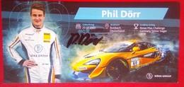 Phil Dorr (Dorr Group) - Handtekening