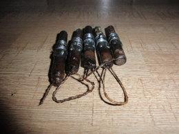 Lot D'allumeurs Pour Grenades œuf  Allemande Ww1 N°6 - 1914-18