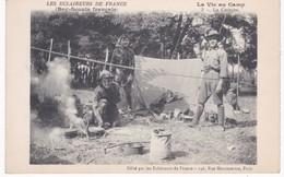 Les Eclaireurs De France - Boy-Scouts Français - La Vie Au Camp - La Cuisine - Ed. Eclaireurs, Paris - Scoutisme
