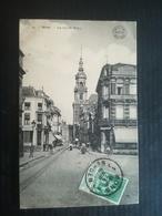 CPA MONS - La Rue De Nimy (f) - Mons