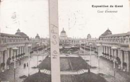 Exposition De Gand (1913) - Cour D'honneur - Expositions
