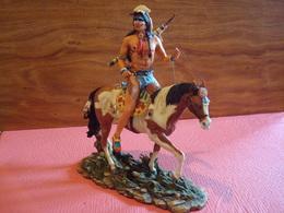 Véronèse Original ,Winnetou Et Son Cheval 2003 . - Figurines