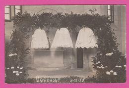MACHEMONT - CP 06 -photo Exposition De Jupons En Dentelles - 9/11 30 - France