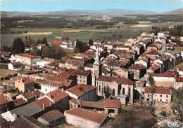43-MONTFAUCON - VUE GENERALE AERIENNE - Montfaucon En Velay
