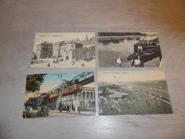 Beau Lot De 60 Cartes Postales D' Allemagne Deutschland     Mooi Lot Van 60 Postkaarten Van Duitsland - 60 Scans - 5 - 99 Postcards