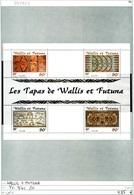 Wallis & Futuna - Michel Block 10 -  ** Mnh Neuf Postfris - - Ungebraucht