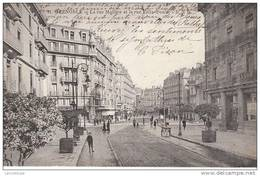 38 - GRENOBLE / LA RUE MOLIERE ET LA RUE FELIX POULAT - Grenoble