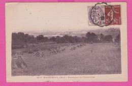 MACHEMONT - CP 10 - Panorama De Chantereine - France