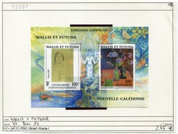 Wallis & Futuna - Michel Block 13 -  ** Mnh Neuf Postfris - - Nuovi