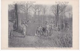 Les Eclaireurs De France - Boy-Scouts Français - La Vie Au Camp - Dans La Forêt - Ed. Eclaireurs, Paris - Scoutisme