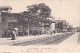 Hauts-de-Seine - Bois-Colombes - Quai De La Gare - Clamart