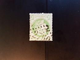 N°53a, 5 Cts Vert Sur Blanc, GC 2750, Ossun, Hautes Pyrénées , - Marcophilie (Timbres Détachés)