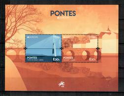 Portugal 2018 EUROPA Block/souvenir Sheet ** - 2018