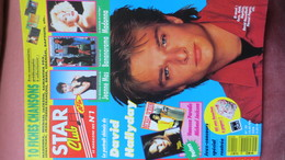 MAGAZINE STAR CLUB 1989. N° 22 (Scan Sommaire) - People