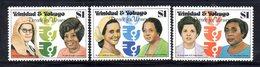 APR107 - TRINIDAD TOBAGO 1980 , Serie Yvert N. 424/426 ***   (2380A) . - Trindad & Tobago (1962-...)