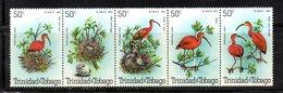 APR128 - TRINIDAD TOBAGO 1980 , Serie Yvert N. 413/417 ***   (2380A) . - Trindad & Tobago (1962-...)
