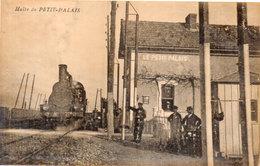 Repro - Halte Du PETIT PALAIS  - Train David BOWIE     (115188) - France