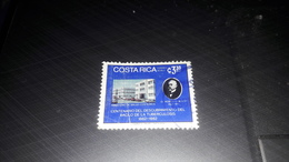 Costarica 1982 The 100 Anniversary Of Discovery Of Rubercle Bacillus - Costa Rica