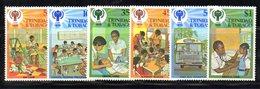 APR170 - TRINIDAD TOBAGO 1979 , Serie Yvert N. 390/395 ***   (2380A) . - Trindad & Tobago (1962-...)