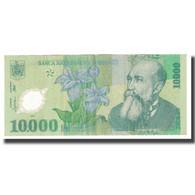 Billet, Roumanie, 10,000 Lei, 2000, KM:108a, TB - Roumanie