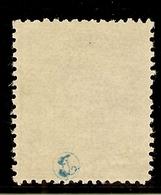 España Edifil 141** Mnh  5 Céntimos Negro  Escudo España  1874   NL258 - 1873-74 Regentschaft