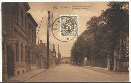 Kontich - Contich  - Antwerpsche Steenweg - Kontich