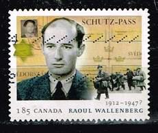 Kanada 2013, Michel# 2931 O  Raoul Wallenberg Commemoration - 1952-.... Reign Of Elizabeth II