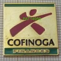 COFINOGA FINANCES  CREDIT BANQUE - Banques