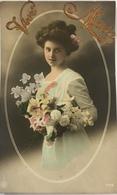 (518) Vive Marie - Bruidsboeket - 1911 - Fête Des Mères