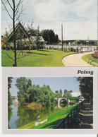POISSY. 2 CP La Piscine - Cours Du 14 Juillet - Poissy
