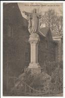 Kapellen - CAPPELLEN - Beeld Van Het H. Hart (uitg Hoelen Nr 9579) 1927 - Kapellen