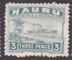 Nauru 1924 Freighter P.11 SG 31A Used - Nauru