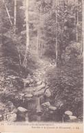 CPA -   14. SAINT ETIENNE DE REMIREMONT  -  Sous Bois à La Cascade De MIRAUMONT - Saint Etienne De Remiremont