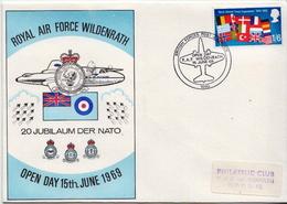 Great Britain Royal Air Force Cover - Militaria