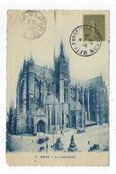 CPA Metz La Cathédrale - Metz