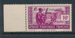 FRANCE AEF MAURY 140 MNH - A.E.F. (1936-1958)