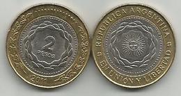 Argentina 2 Pesos 2011. - Argentine