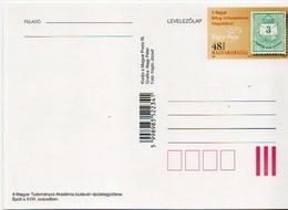 Hungary Mint Postal Stationery Card - Philatelic Exhibitions