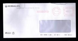 Affrancatura Meccanica Rossa - Herbalife Roma Da Euro 0.31 - Affrancature Meccaniche Rosse (EMA)