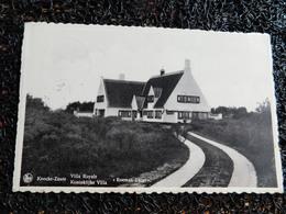 Knocke-Zoute, Villa Royale, Roemah Laoet, 1944  (N8) - Knokke