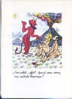 03081902/// GRAVURE DE JEAN EFFEL - Affiches