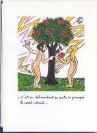 03081905/// GRAVURE DE JEAN EFFEL - Affiches