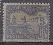 Nouvelle-Calédonie Tx 16 * - Portomarken