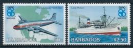 Barbados - Postfrisch/** - Schiffe, Seefahrt, Segelschiffe, Etc. / Ships, Seafaring, Sailing Ships - Maritime