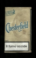 Busta Di Tabacco - Chesterfield Da 25g  N.01 - Etichette