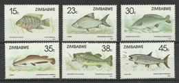 Simbabwe 406/411 ** - Zimbabwe (1980-...)