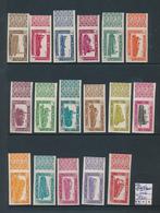 BELGIUM  COB TR304/320 IMPERFORATED MNH - Chemins De Fer