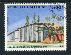 """TIMBRE Oblit. De 1995 De La Poste Aérienne """"500 F -  """"35e Conférence Du Pacifique Sud"""" - Neukaledonien"""