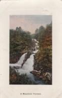 AP63 A Mountain Torrent - 1908 Postcard - Postcards